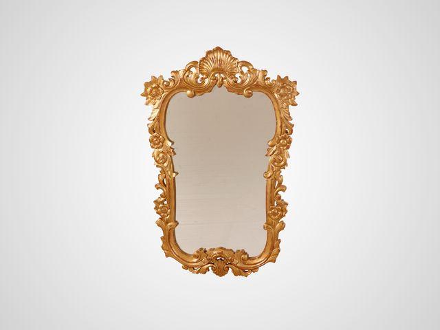 Зеркало M4-2011gold