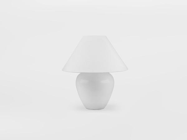 Лампа настольная большая