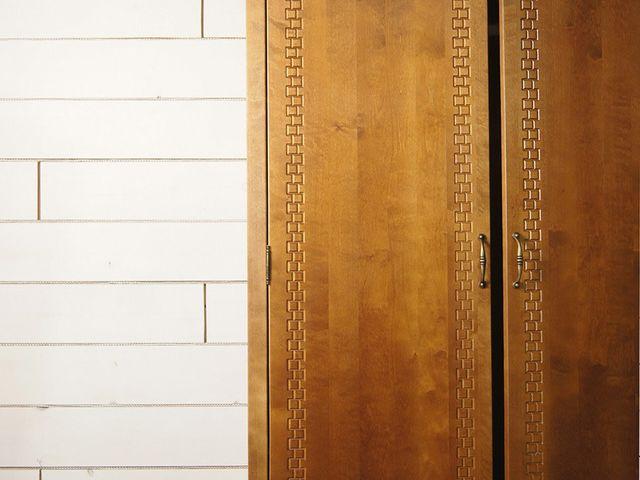 Шкаф двустворчатый «Gouache Birch»