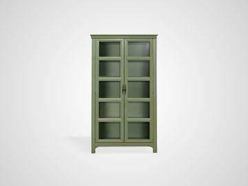 Шкаф со стеклянными дверками «Olivia»