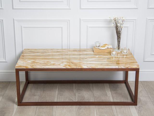 Мраморный стол Garda