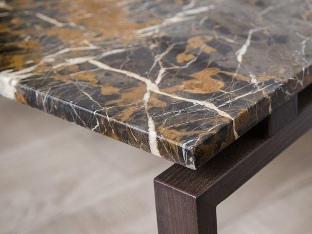 Мраморный стол Termoli