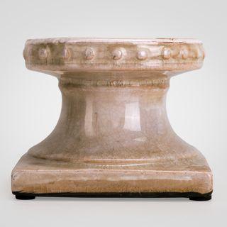 Подсвечник керамический в стиле прованс