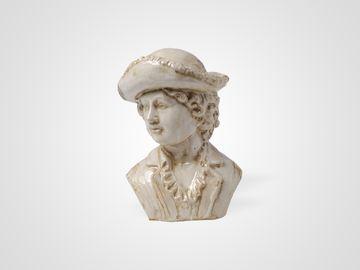Статуэтка «Бюст Наполеон» в стиле прованс