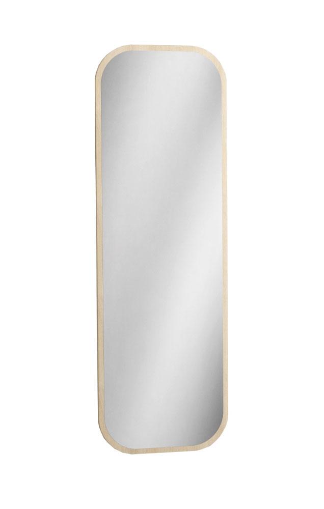 Зеркало Сканди Жемчужно-белый