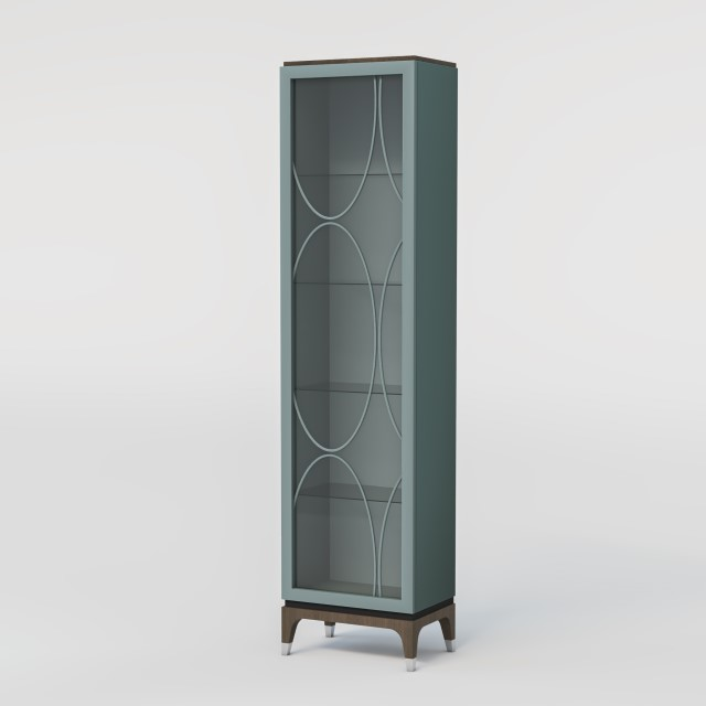 Витрина узкая Majorelle ML 3-01