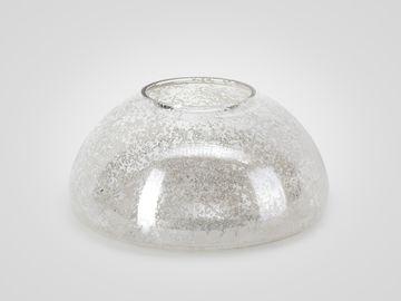 Подсвечник из стекла в стиле арт-деко