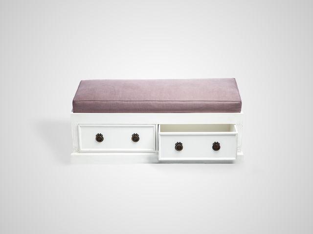 Банкетка с ящиками