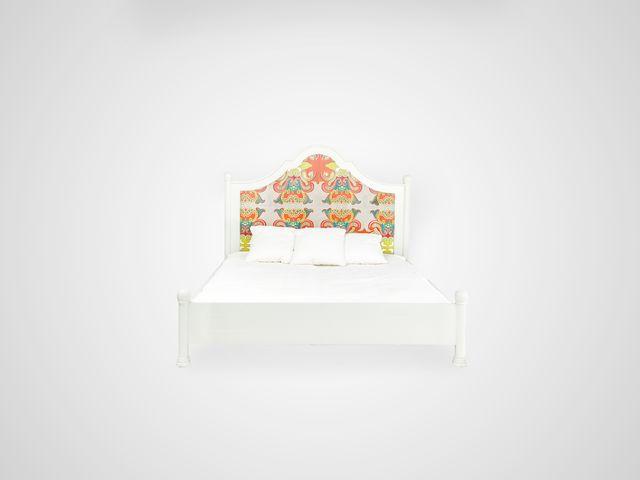 Кровать в стиле Арт-деко