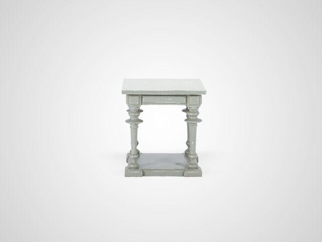 Ламповый столик