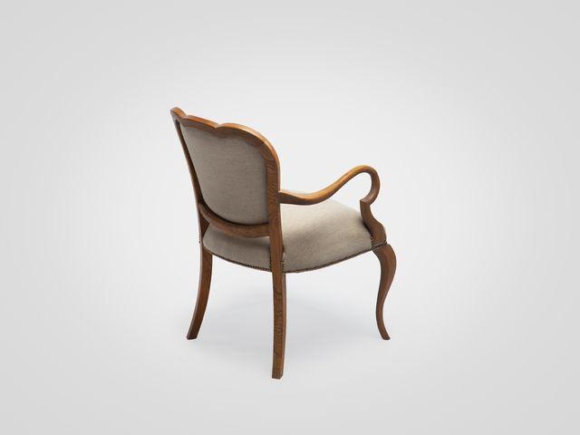Кресло (дуб)