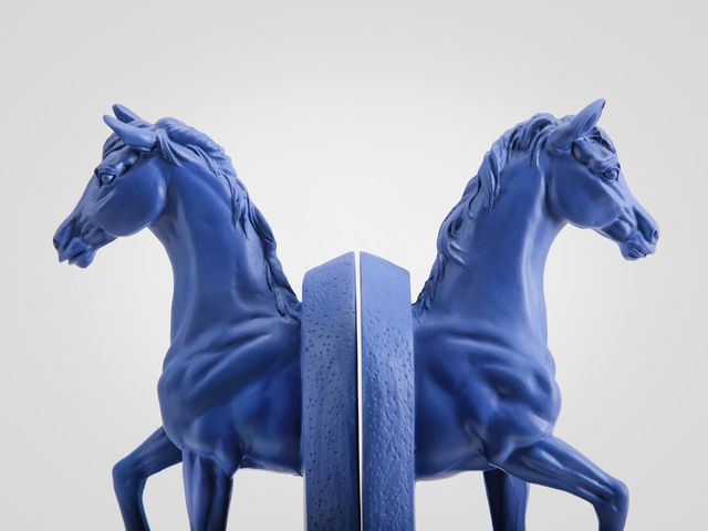 Держатели для книг «Лошади»