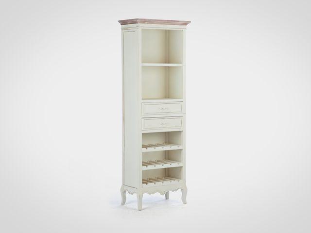 Винный шкаф в стиле прованс