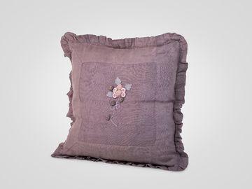 Подушка «Кустовая роза»