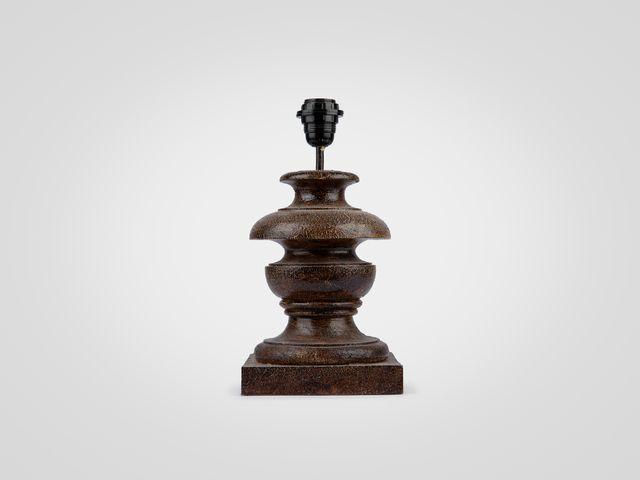 Лампа Varambon в стиле Винтаж из натурального дерева