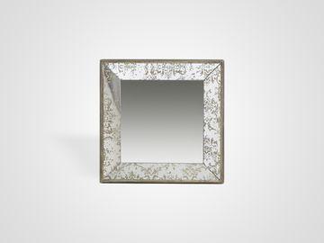 Зеркало/поднос квадратное в стиле прованс