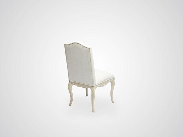Стул «Элеонора»  в классическом стиле с мягкой спинкой