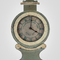Часы напольные состаренные в стиле прованс