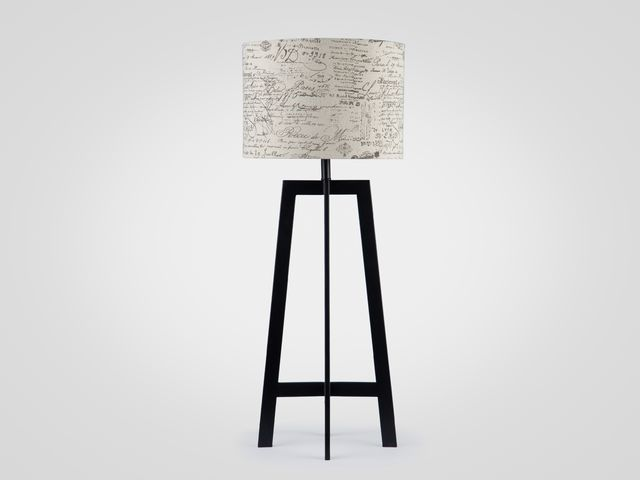 Лампа высокая (металл)