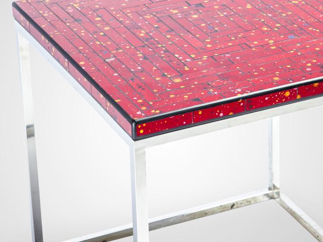 Столик (мозаика)