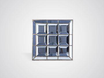 Зеркало декоративное квадратной формы в стиле арт-деко
